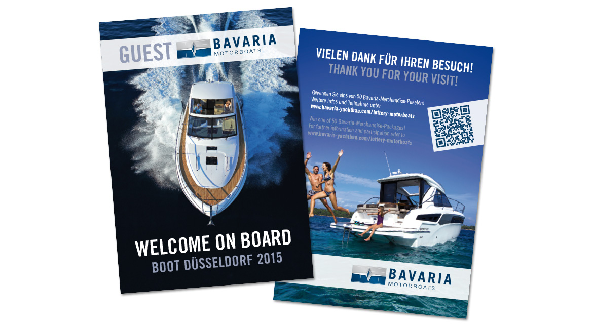 BAVARIA Guest Card