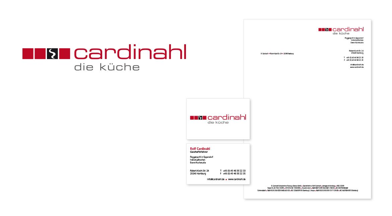 Cardinahl Corporate Design